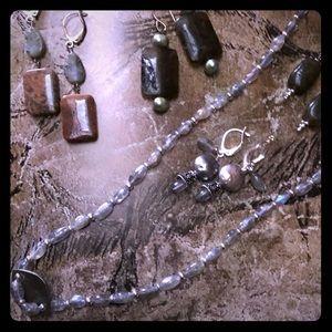 Casey Keith Design Jewelry - Labradorite Collar